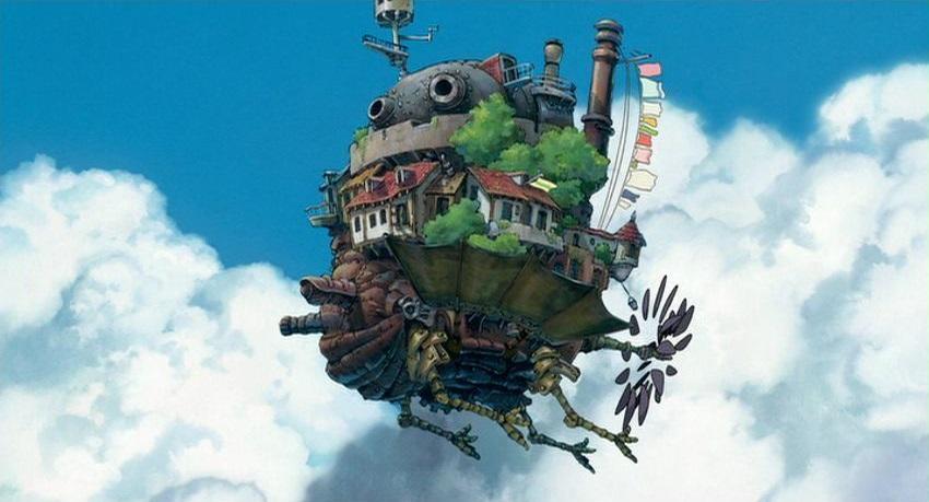 Research 1: Heros and Contemporaries – Hayao Miyazaki